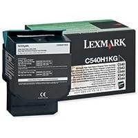 Lexmark - X543, X544 Black H Y Return