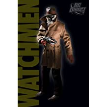 DC Comics Watchmen Movie: Rorschach 1:6 Scale Deluxe Collector Figure
