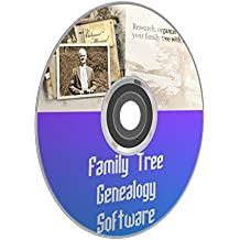 Family Tree Maker Genealogy Charts Research Software Gramps PC Computer Windows Mac