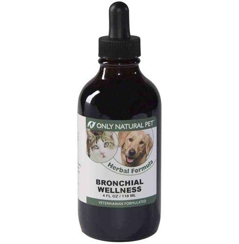 (Only Natural Pet Bronchial Wellness Herbal Formula 4 oz)