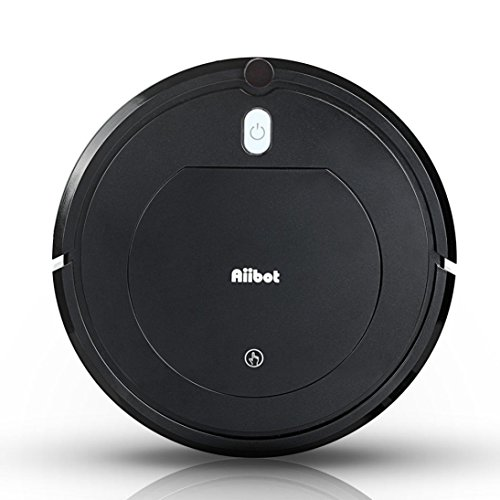 Nice Fabal High Suction Rechargeable Smart Robot Vacuum Floor Cleaner Sweeping Suction (Black) supplier