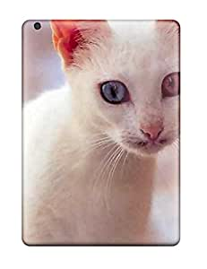 CaseyKBrown Ipad Air Hybrid Tpu Case Cover Silicon Bumper Cats S