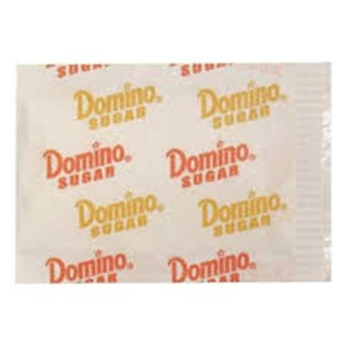 Domino Sugar Packets, 0.1 Ounce (Pack of 2000) ()