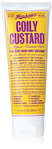 Miss Jessie's Coily Custard, 8.5 Ounce