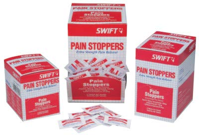 Pain Stoppers Extra Strength Pain Relievers - pain stoppers extra strength 250/bx ()