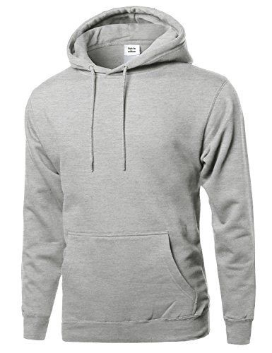 SBW Mens Basic Pullover Hoody product image
