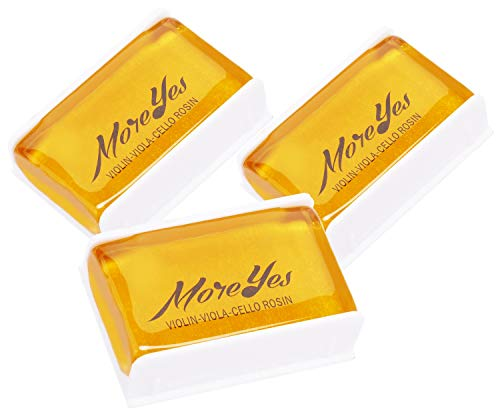 MOREYES Violin Rosin Viola Rosin Cello Bow Rosin (3 Pack