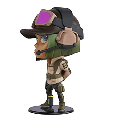 Ela Chibi Figure with DLC Code- Rainbow Six Siege Collection: Video Games