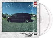 good kid, m.A.A.d city - Exclusive Limited Edition Clear 2XLP Vinyl