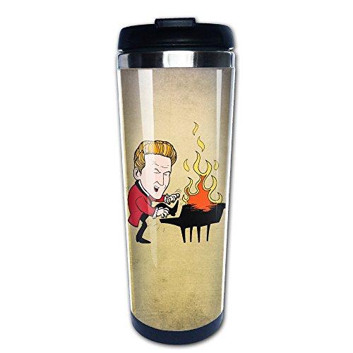cartoon-jerry-lee-lewis-exercise-coffee-mugcoffee-bottle-vacuum-cup