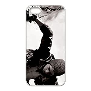 infamous second son iPhone 4 4s Cell Phone Case White xlb2-017048
