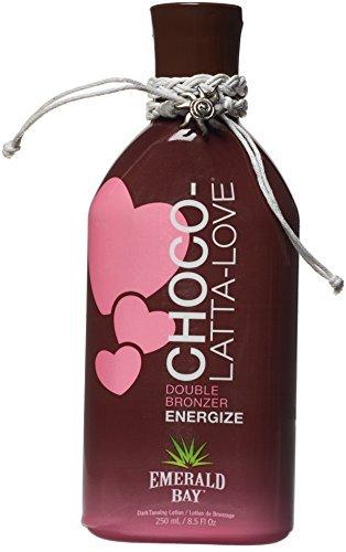 Emerald Bay Choco Latta-Love Double Bronzer Energize 250ml by Emerald (Love Double Bronzer)