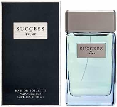 Trump Success Eau de Toilette Spray for Men, 3.4 Fluid Ounce