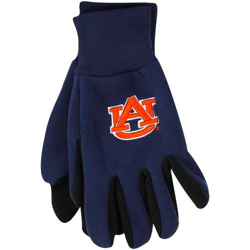 Auburn Tigers Utility Work Gloves