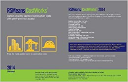 RSMeans COST WORKS 2014 - CD ROM (Unit Cost SINGLE FILE)