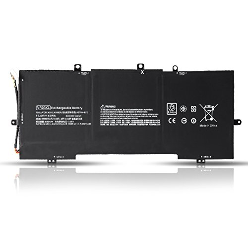 Amanda VR03XL Battery 11.4V 45Wh Replacement for HP Pavilion 13-D 13-D046TU 13-D025TU 13-D024TU 13-D051TU Series 816497-1C1 HSTNN-IB7E -