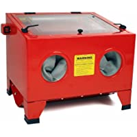 Dragway Tools Sandblasting Sandblast Cabinet Advantages