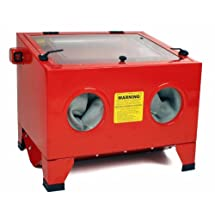 Dragway Tools Model 25 Bench Top Sandblast Cabinet