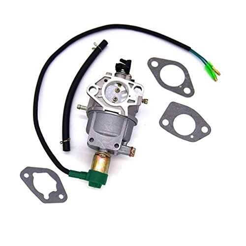 Generator Carburetor Carb for Harbor Freight Predator Generator 420CC 13HP 69671 68530 68525 8750W, Air Intake Gaskets Included by I-Joy