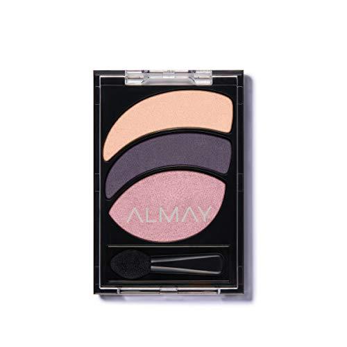 Almay Shadow Trio Eyeshadow Palette, Go Nude, 0.19 Ounce
