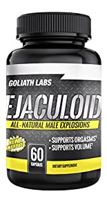 Goliath Labs Ejaculoid Capsules