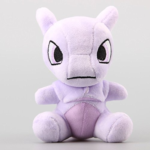 Pokemon Mewtwo 6 Inch Toddler Stuffed Plush Kids Toys