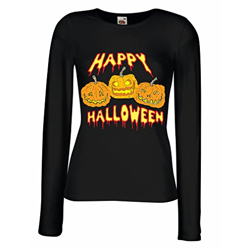 T Shirt Women Happy Halloween! Party Outfits &