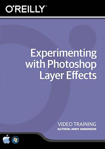 Experimenting with Photoshop Layer Effects - Training DVD