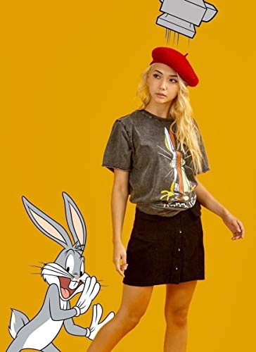 Camiseta Looney Tunes Pernalonga Sliced Feminina