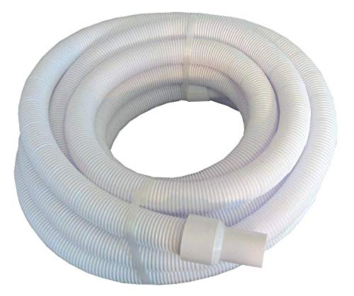 SWIMMING POOL HOSE 6M VACUUM HOSE POOL STYLE TOP QUALITY VAC HOSE - FREE DELIVERY