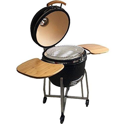 Syntrox Germany - kamado Barbacoa karnado 1 Barbecue BBQ Barbacoa ...