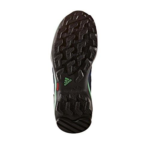 adidas Terrex Gtx, Zapatos de Low Rise Senderismo Unisex Niños Azul (Core Blue/core Black/energy Green)