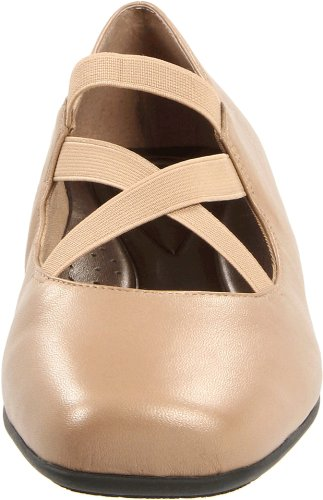 Trotteurs Womens Seeker Slip-on Mocassin Taupe