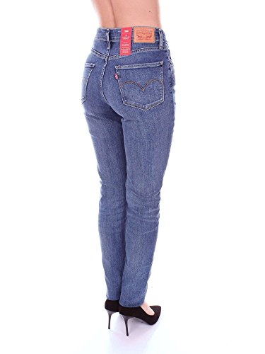 W Rise 721 Skinny Jeans High Scuro Levi's q7FxwO0R