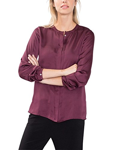 Bordeaux Femme 600 Red Blouse Collection Rouge ESPRIT 4wxqIZag