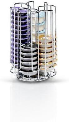 TASSIMO C/ápsulas de dispensador de 52 POD T-DISC de la torre de
