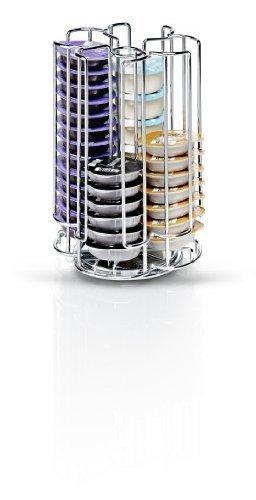 TASSIMO 52 POD T-DISC CAPSULE HOLDER TOWER DISPENSER