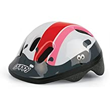 Little Guppy Infant Cycle Helmet, Red/Pink/White by Wee-Ride