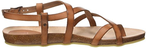 Sandals la de Women's Brown Brown Fred Brown Bretoniere Gladiator Light Brown Light AOqXHw5Sx5