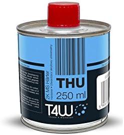 T4w Thu Universal Härter Für Autolack 0 25 Liter 59347 Auto