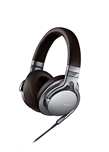 Sony MDR-1A Headphone - Silver (International Version U.S. warranty may not apply)