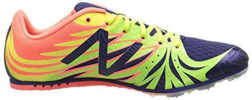 Nieuwe Balans Wwm500v4 Track Spike Schoen Blauw / Roze