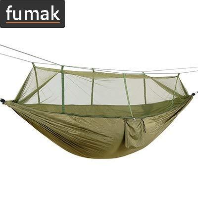 Amazon.com: Sillón de columpio – Camping Paracaídas Tela Net ...