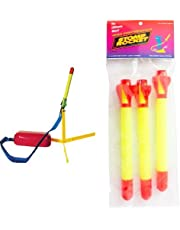 Stomp Rocket with Super Refill Bundle