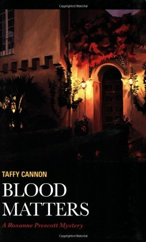 book cover of Blood Matters