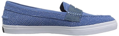 White Riverside Women's Loafer Flat Weekender Lx Haan Stitchlite Chambray Pinch Cole f8vxZ
