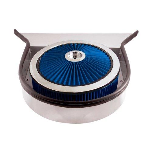 drop base air cleaner - 9
