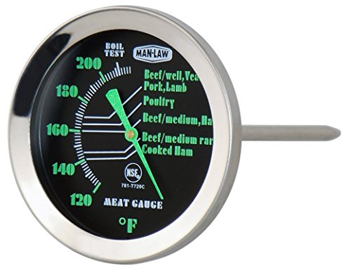 Glow in Dark Meat Thermometer product image
