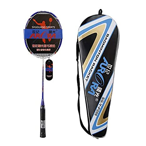 Amazon.com : Lovelysunshiny 1PCS Full Carbon Badminton ...