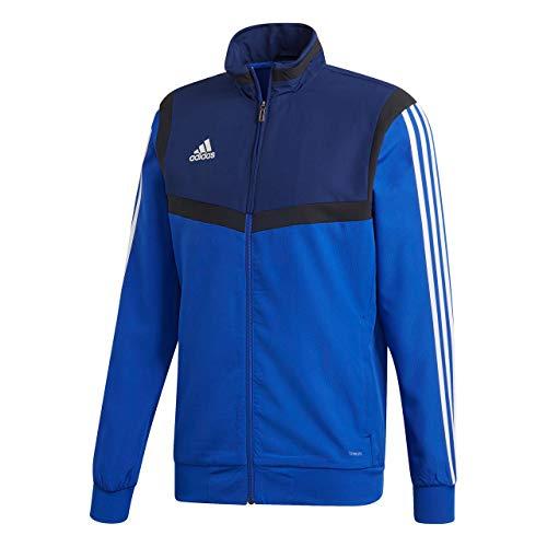 Adidas Homme Veste Bleu Jkt bleu Vif Tiro19 blanc Nuit Pre qZqfB